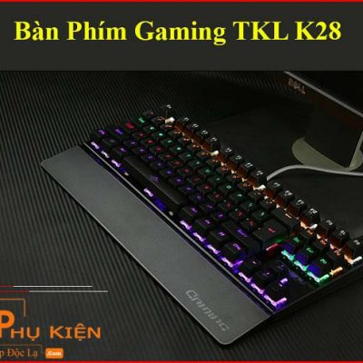 ban phim co gaming tkl k28