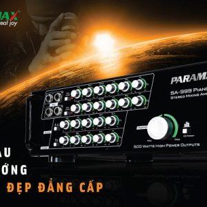 ampli paramax sa 999 piano