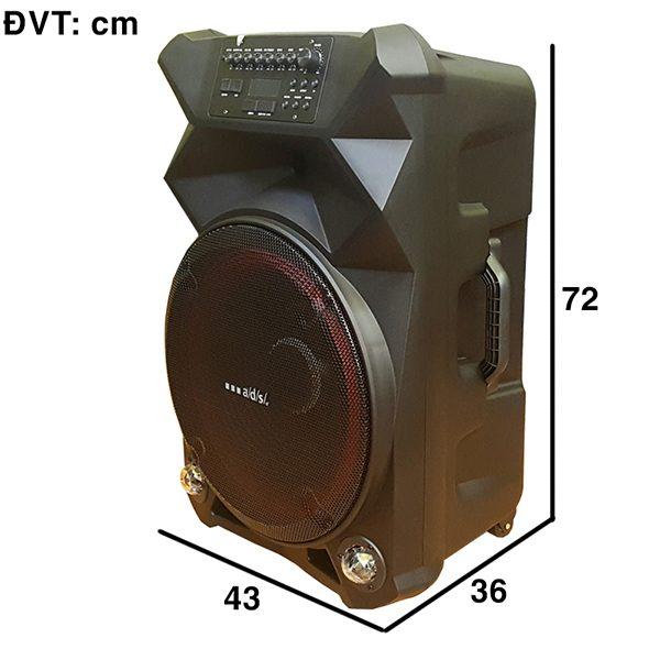 Loa kéo di động Ads BD-T15D