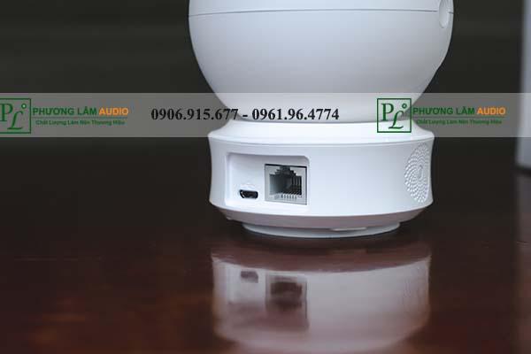 cong sac va cong mang lan camera ezviz c6cn 1080p
