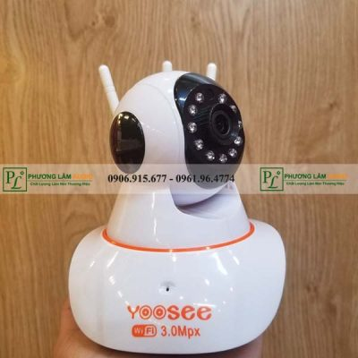 Camera IP WiFI Yoosee 3.0 Mpx