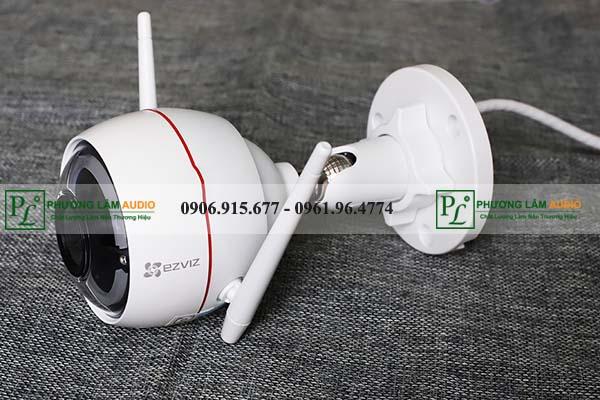 Camera Ezviz C3WN 1080p tieu chuan chong nuoc ip67