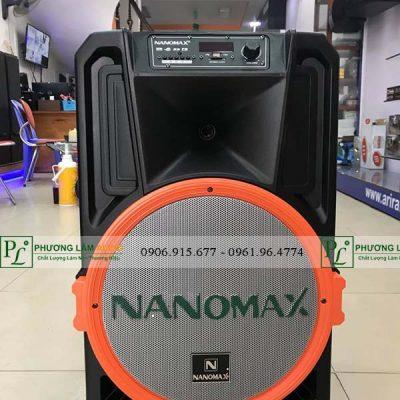 loa keo gia re nanomax lk-92
