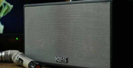 loa karaoke sơn ca acnos ksnet450