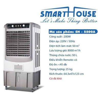 quat hoi nuoc smarthouse sh-5500a